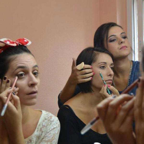 Curos de automaquillaje Ana Carrasco Make Up en Cartagena, Murcia