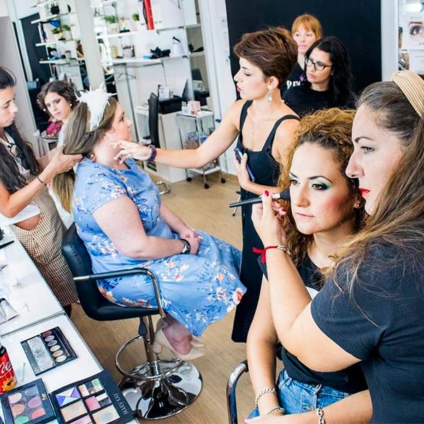 Cursos de formación para maquilladores profesionales en Cartagena