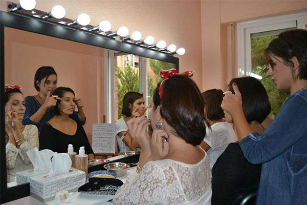 Formación de maquillaje en Cartagena