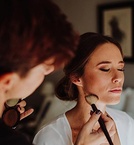 Maquilladora especialista en novias Cartagena y Murcia