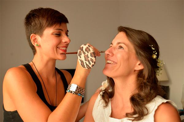 Maquilladora profesional para bodas en Cartagena y Murcia