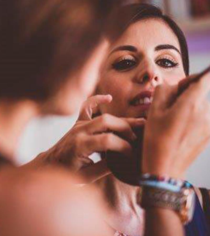 Maquilladora profesional en Cartagena Ana Carrasco