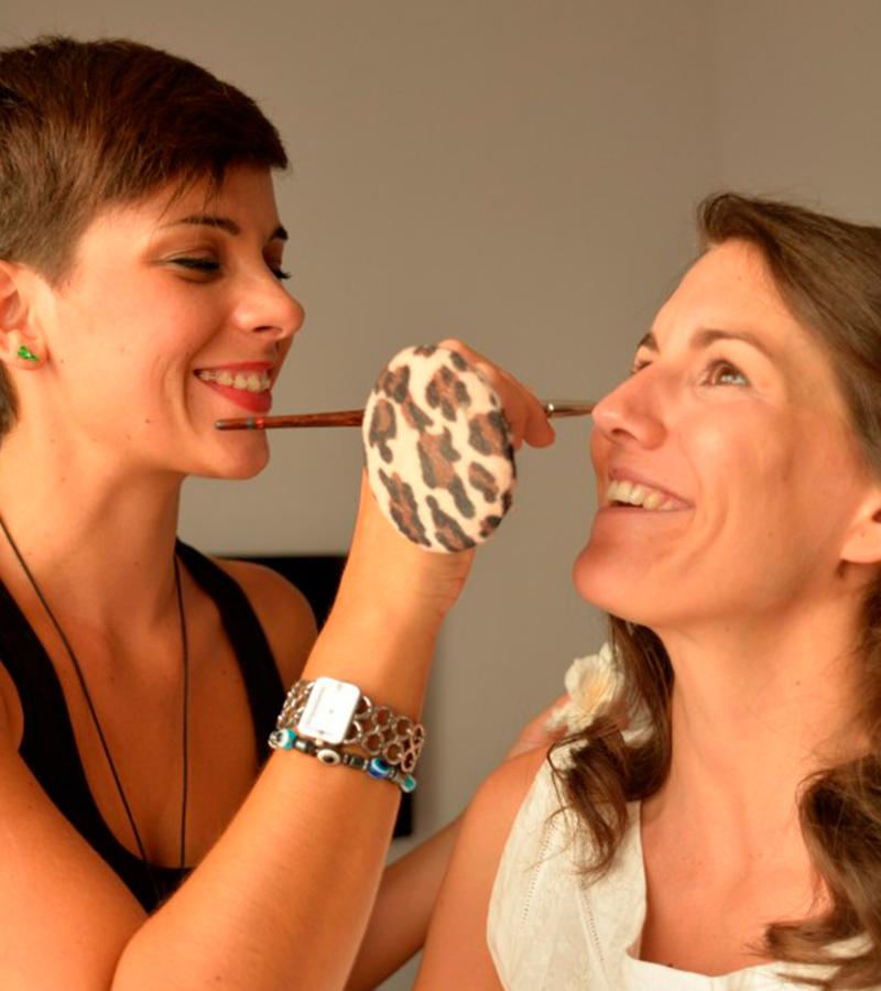 Maquilladora profesional en Cartagena y Murcia Ana Carrasco