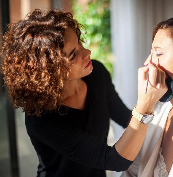 Maquilladora profesional en Murcia y Cartagena Ana Carrasco