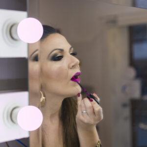 Curso automaquillaje impartido por Ana Carrasco Make Up
