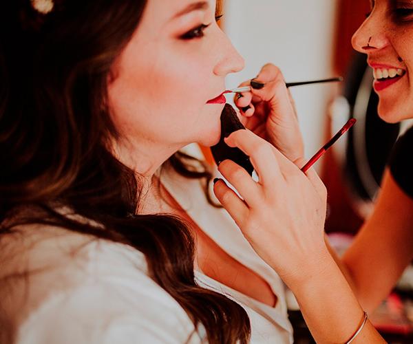 Maquillaje para novias Ana Carrasco Make Up